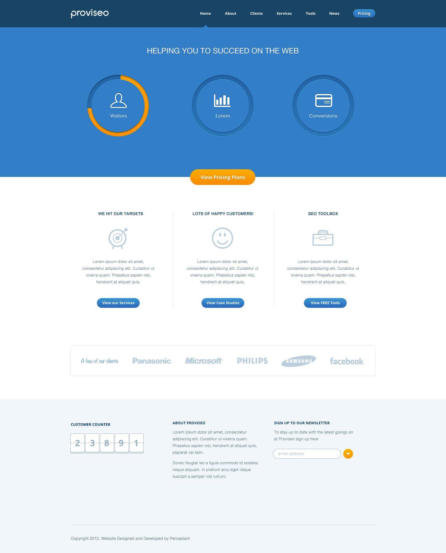 proviseo-homepage-concept.jpg by Joel Siddall