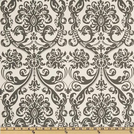 DAMASK TABLE RUNNER Premier Prints Abigail by FinePillowCovers
