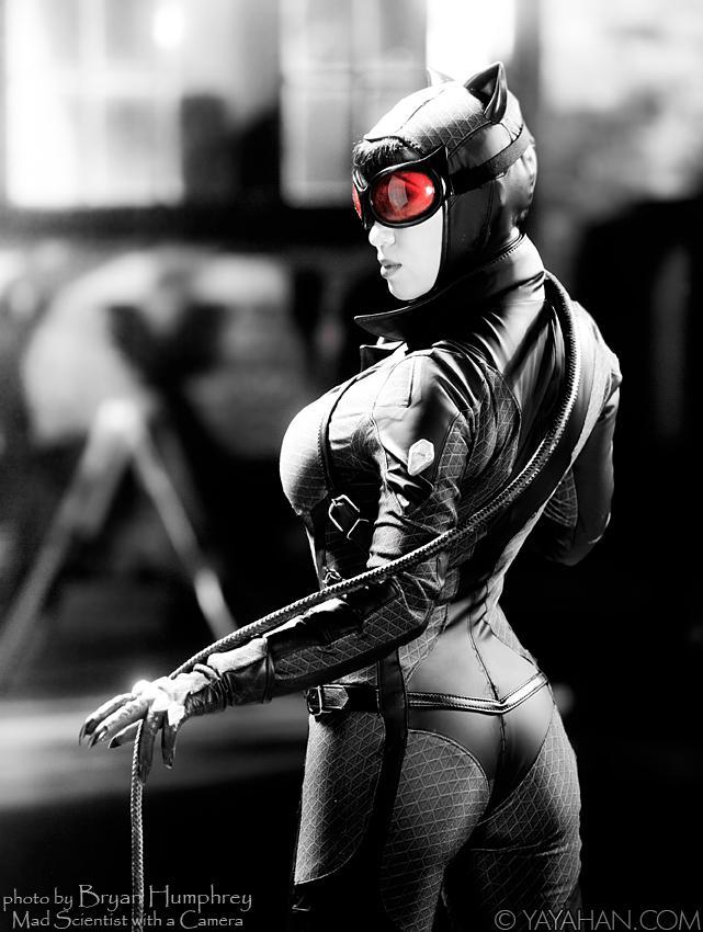 Catwoman - Batman: Arkham City by *yayacosplay