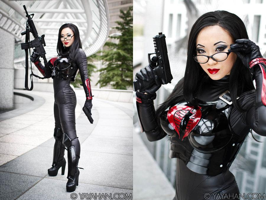 Baroness Ana DeCobray by *yayacosplay