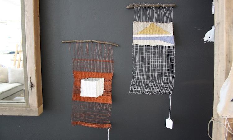 metal weavings | Nightwood