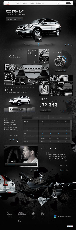 Honda du site - Pedro Burneiko