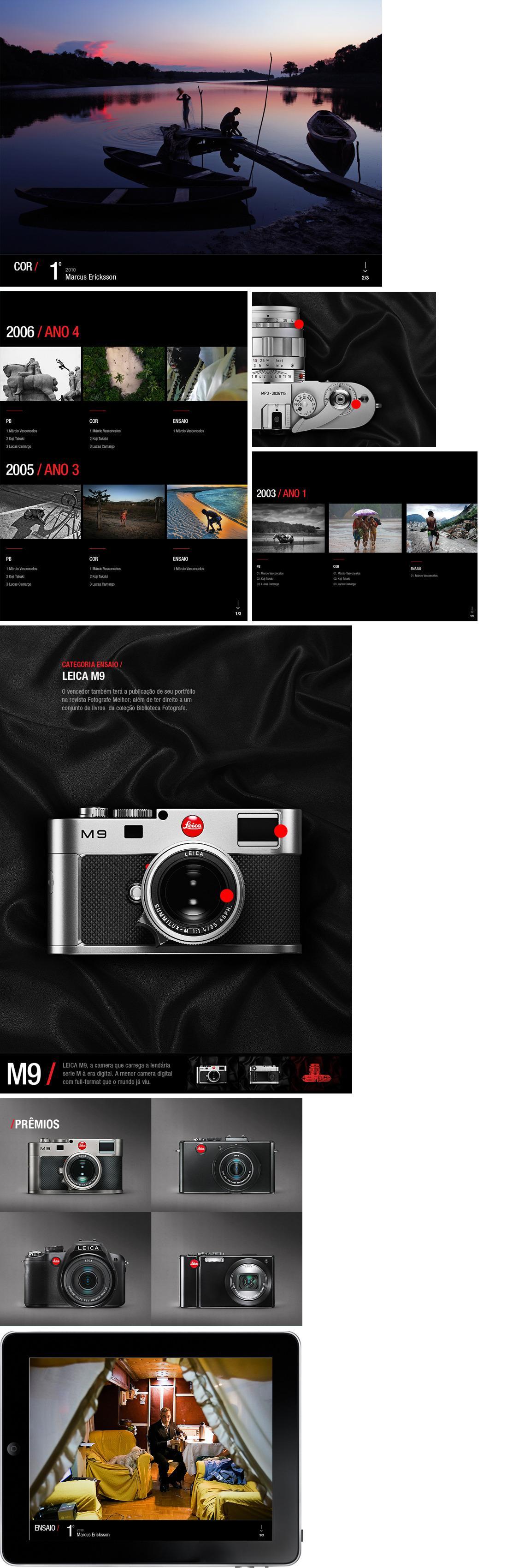 Ipad Leica - Pedro Burneiko