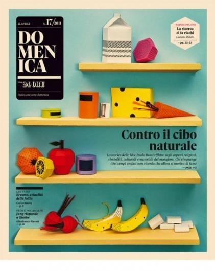 Natural Food - Coverjunkie.com — Designspiration