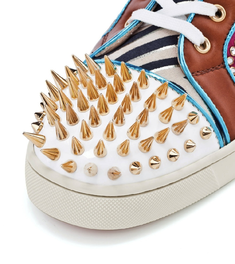 Christian Louboutin S/S '12 Sneakers > photo 1823552 > fashion picture