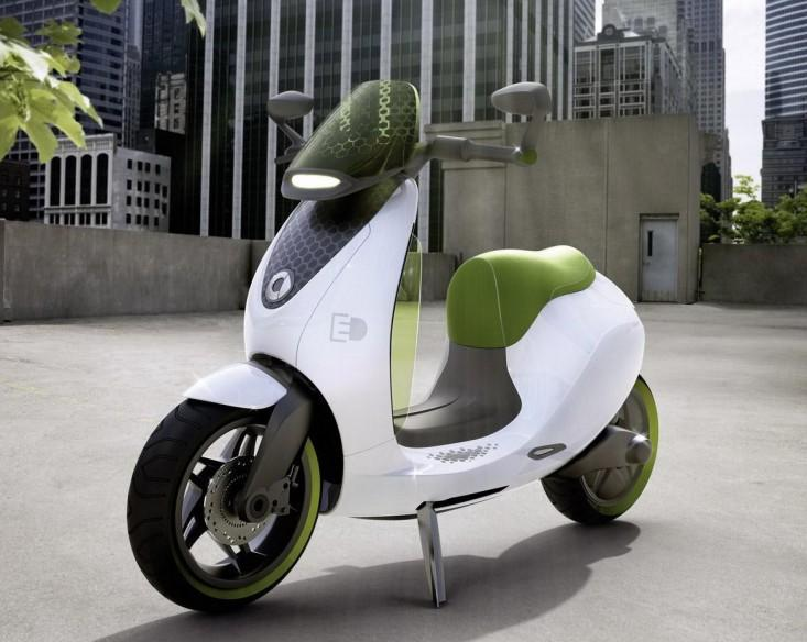 Smart Electric Drive Scooter, image 9 of 15 - Large | Photos | Pics | Images | Australian specifications