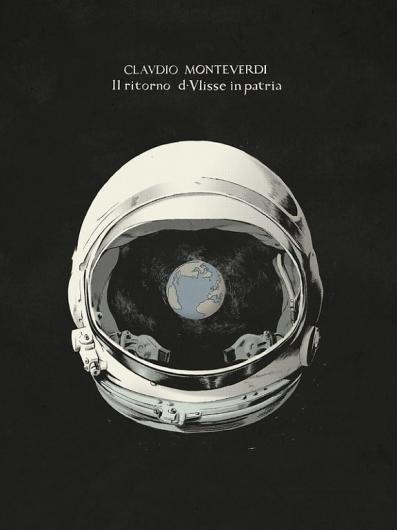 Señor Salme illustrates amazing space suits — Designspiration