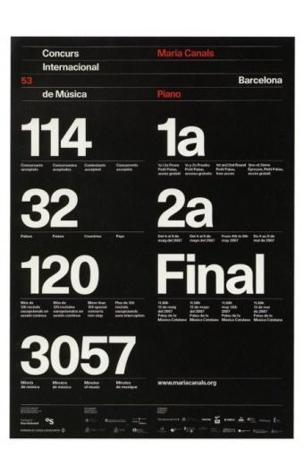 we love typography. a place to bookmark and savour quality type-related — Designspiration