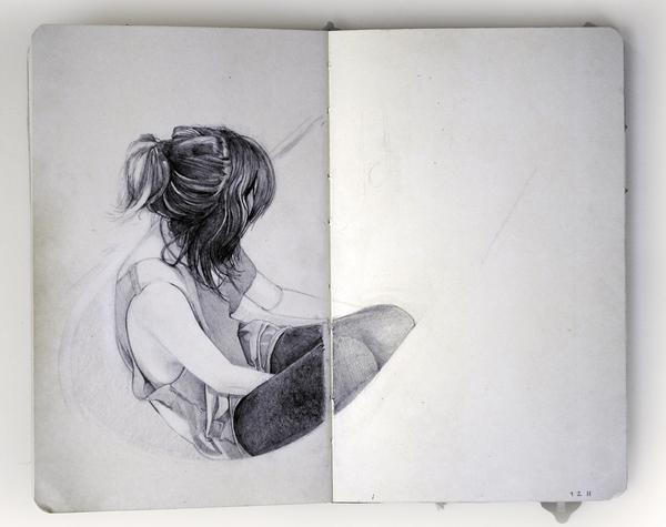 Inspirational Gallery #47 - Drawing - Artists Inspire Artists