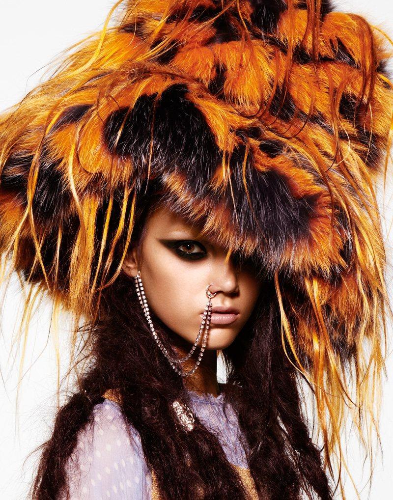 Jason Kim's 'Club Kids' for Blackbook Magazine   Trendland: Fashion Blog & Trend Magazine