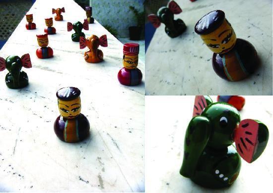 Masti Khor Sharpners - Craftsia - Indian Handmade Products & Gifts