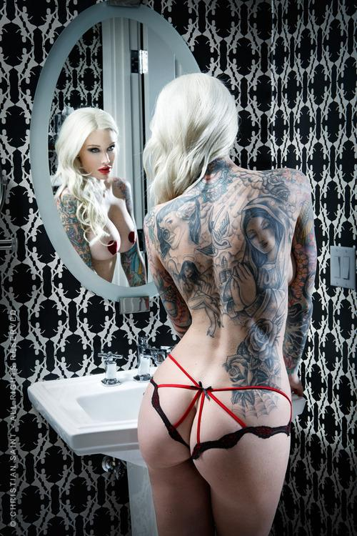 Sabina Kelley X Christian Saint @ ShockBlast