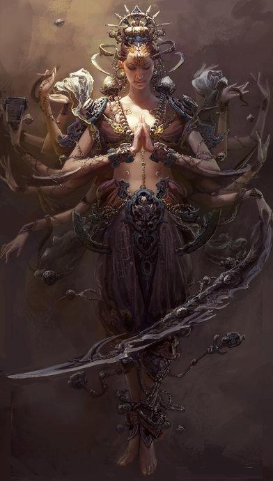 Fenghua Zhong Concepts Art | CG Daily news