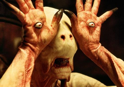 Nightmare, Fairytale and Strange Places / Still from Pan's Labyrinth