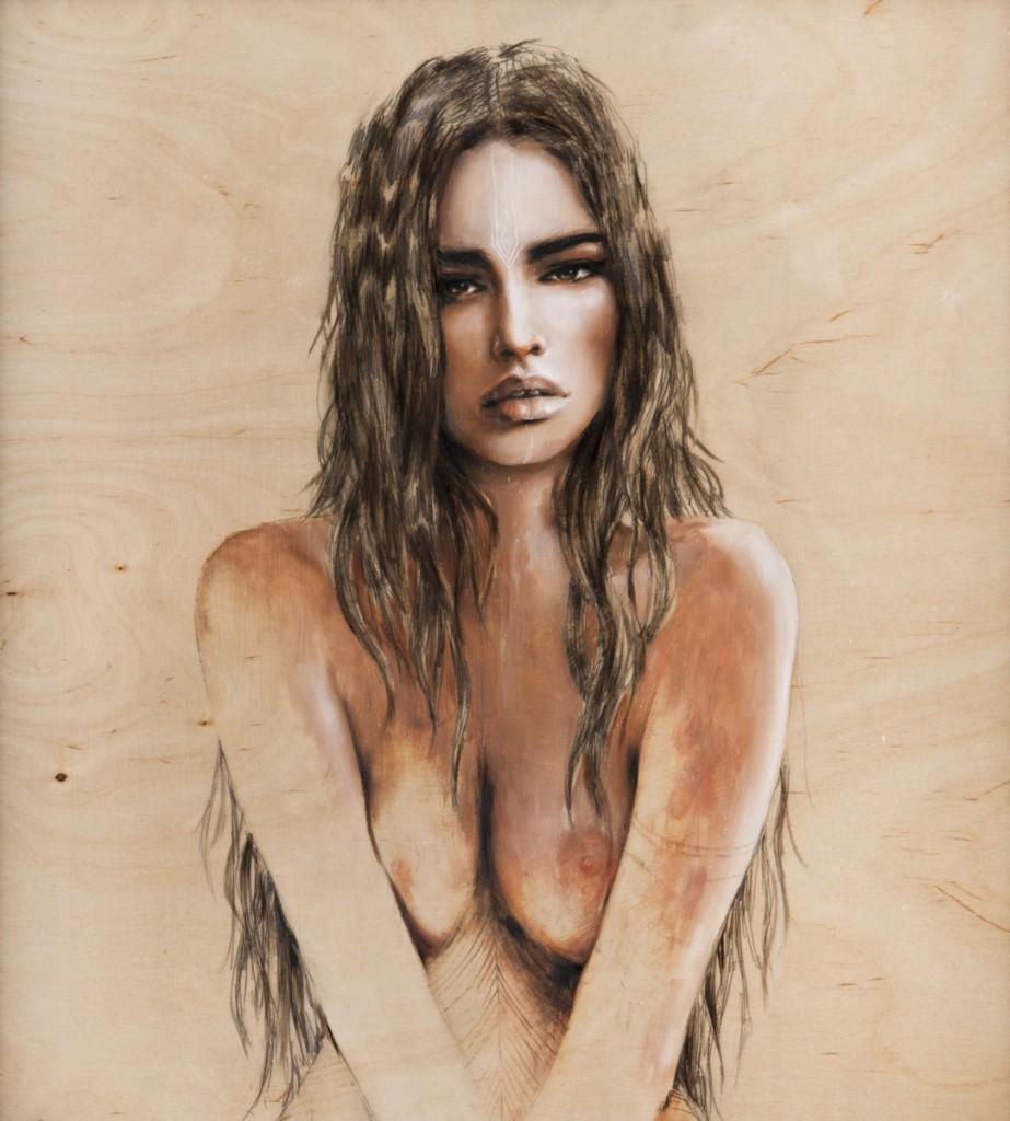 Illustrations With Femininity by Charmaine Olivia on KAIAK - A webzine that indulge esthetics.