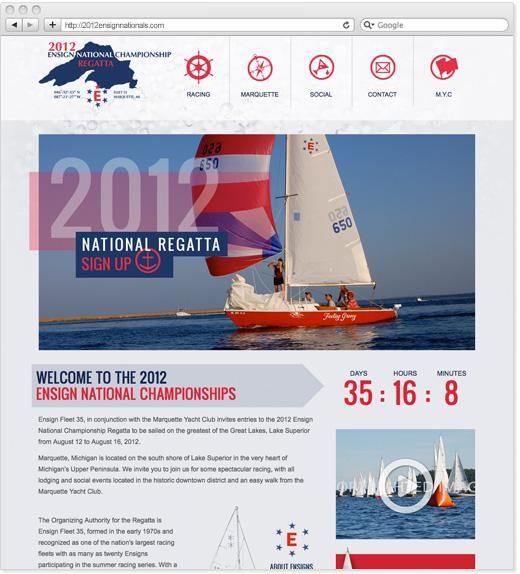 Website Design - Web Development Marquette, MI | Elegant Seagulls