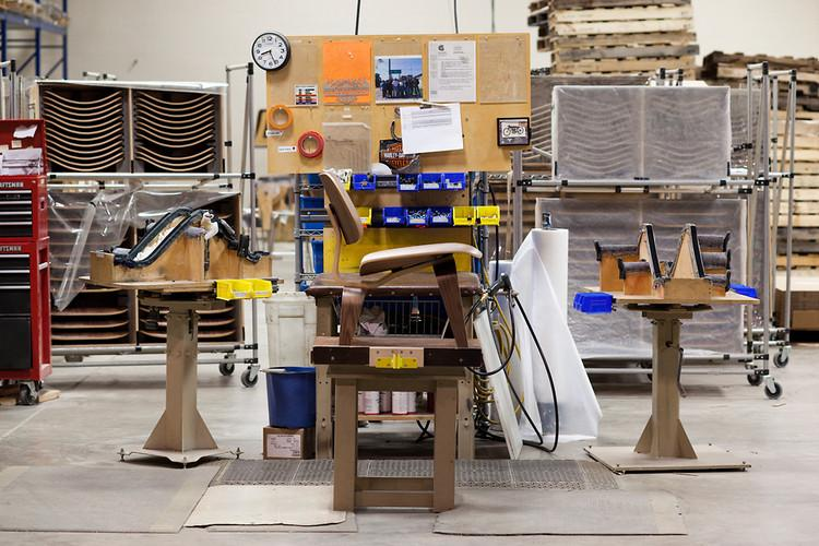 16 | Watch: The Handmade Process Behind Your Eames Chair | Co.Design: business + innovation + design