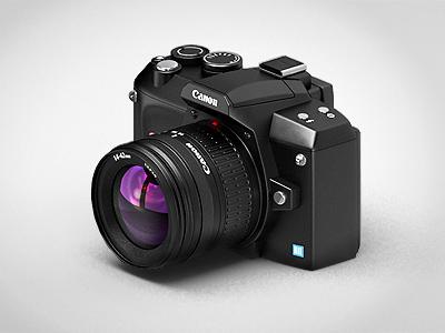 Isometric Camera by Ali Rahmoun