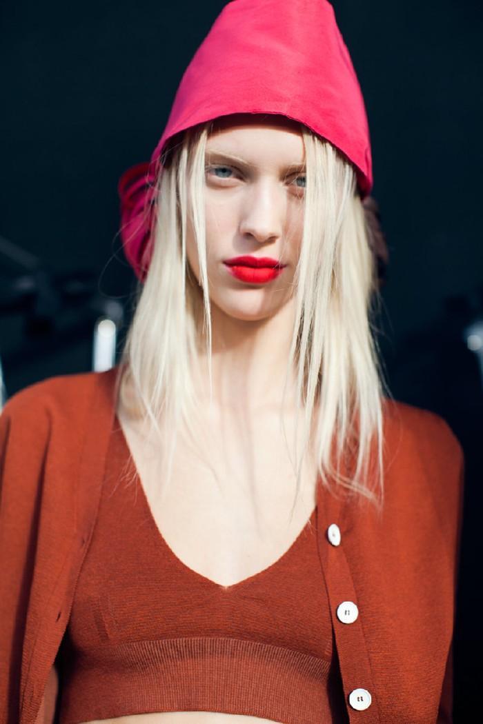 Dazed Digital   Rochas Womenswear SS13
