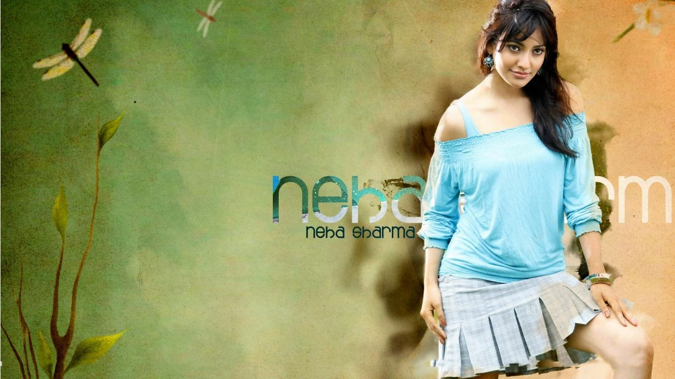 Neha sharma celebrities - 1366x768 - 414116