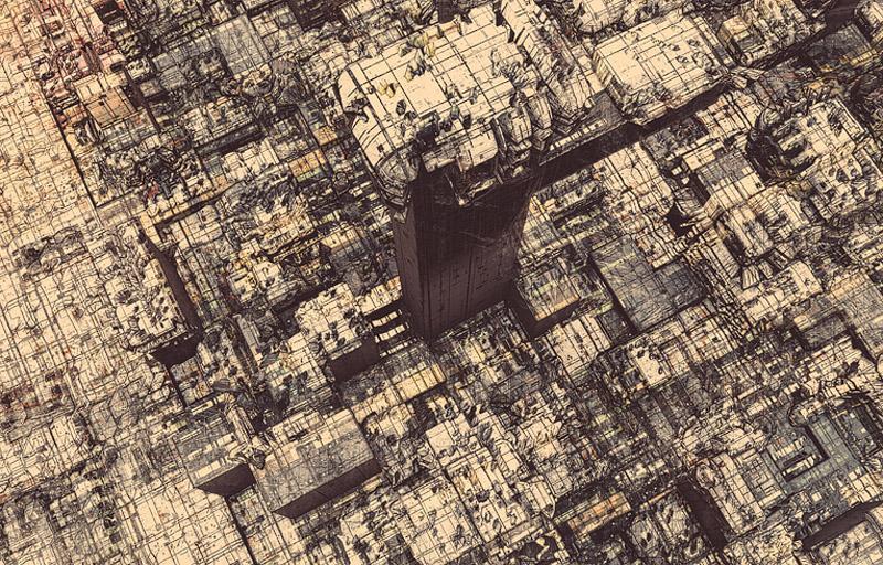 Looks like good Cities Illustration Series by olschinsky