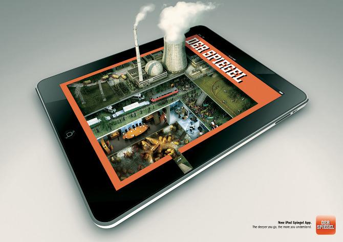Der Spiegel - Ipad App - Gustavo Nardini's Book