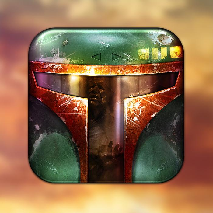 appiconwars.com - an app icon tribute to Star Wars