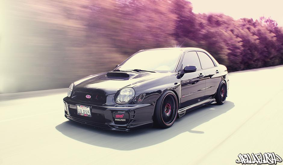 WRX in full blossom ‹ Hellaflush™ // Since 2003