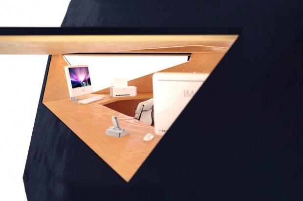 tetra shed Modular Garden Office | Hypebeast