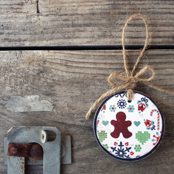 Ginger Ornament by ShelleySchott on Etsy
