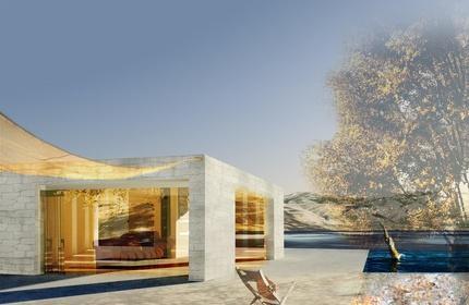 Villa, Croatian coast — In progress | Fearon Hay Architects