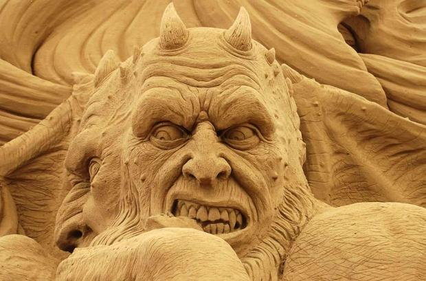 Amazing sand sculptures | InspireFirst
