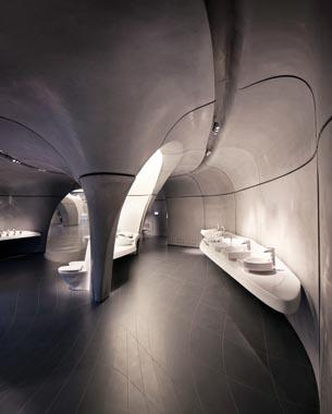 Zaha Hadid Architects - Rocca London Gallery, London, UK