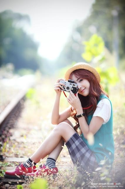 Nirvana Girls / CuteKorean: Minah Outdoor