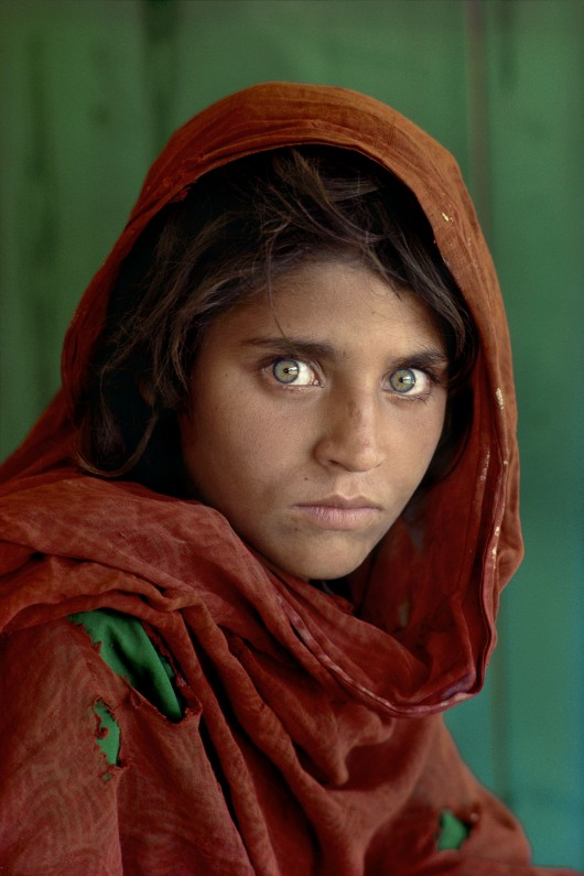 Piccsy :: Afghan Girl