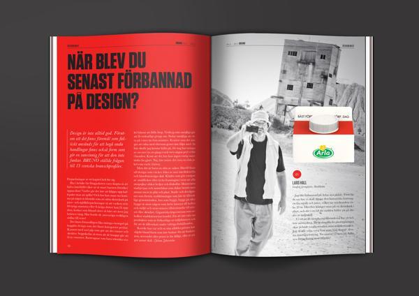 BRUNO Magazine # 4-2012 sur le réseau