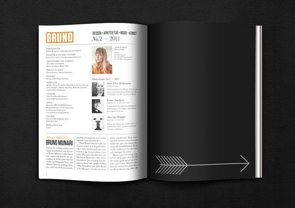 BRUNO Magazine # 2-2011 sur le réseau