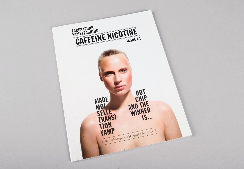 La caféine La nicotine Magazine - elle n'avait que
