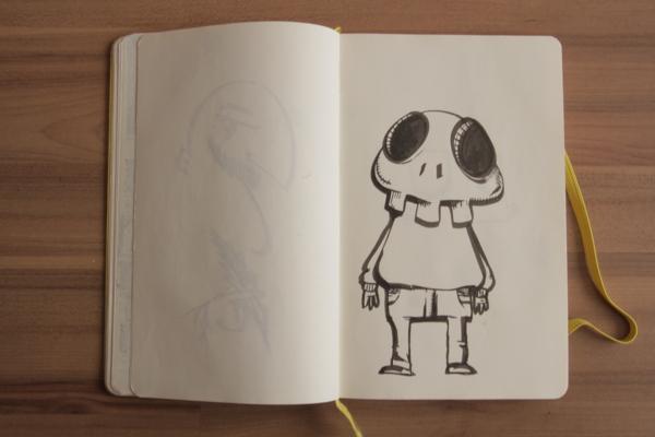 Sketchbook #2