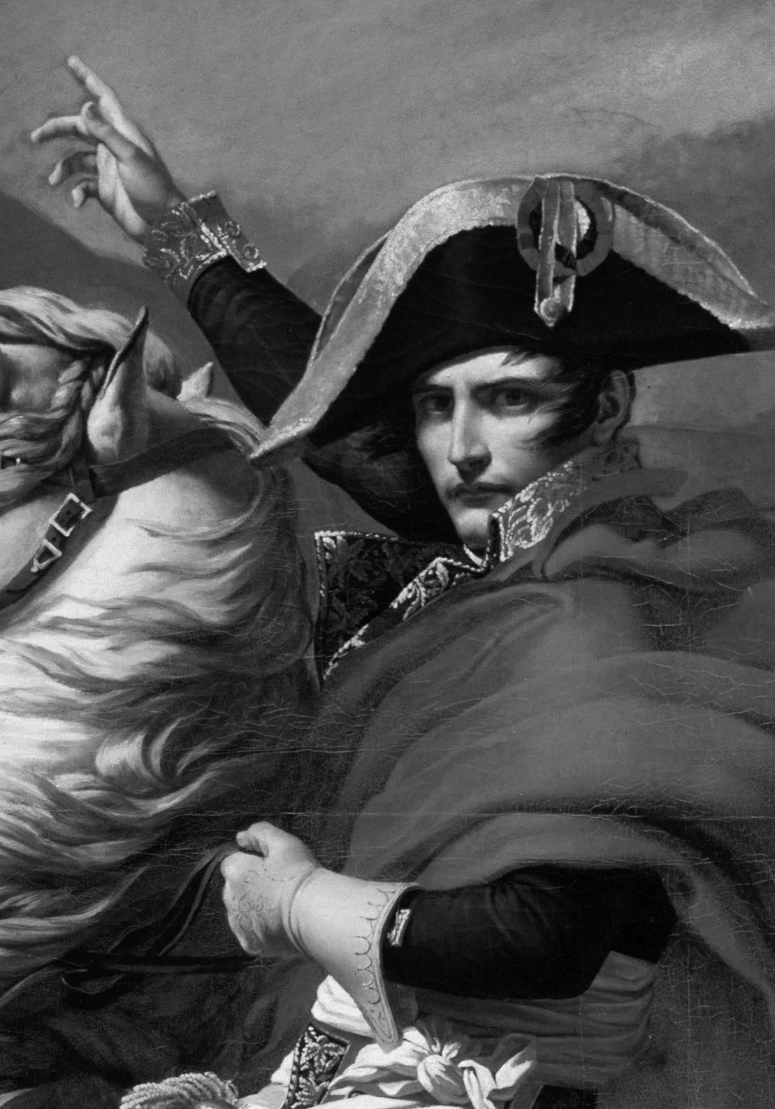 F&O Forgotten Nobility - funeral-wreaths: Jacques-Louis David,Napoleon...