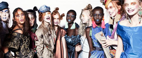 Vivienne Westwood Gold Label Show S/S 12 on Fashion Served