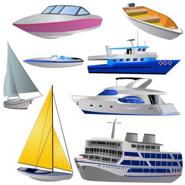 Ship vector material | Download free Vector