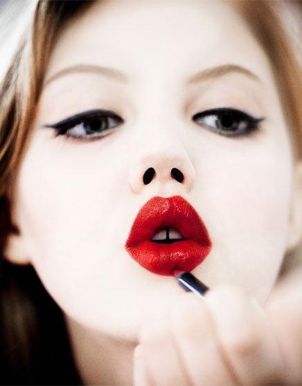 Nirvana Girls / .beauty #make-up