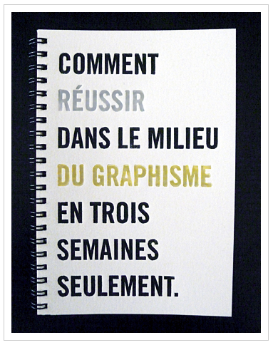 TYPO & graphisme « miZenpage