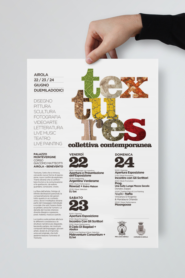 Textures Collettiva Contemporanea