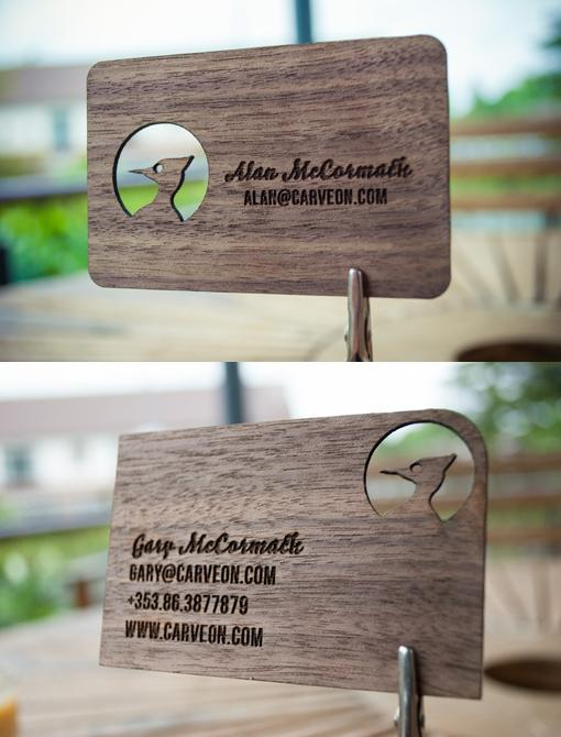 5 Unique and Clever Business Cards » Design You Trust – Design Blog and Community