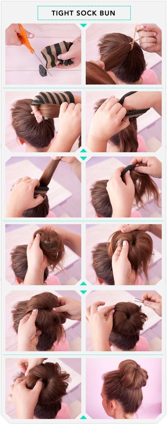 Hair / Perfect bunn