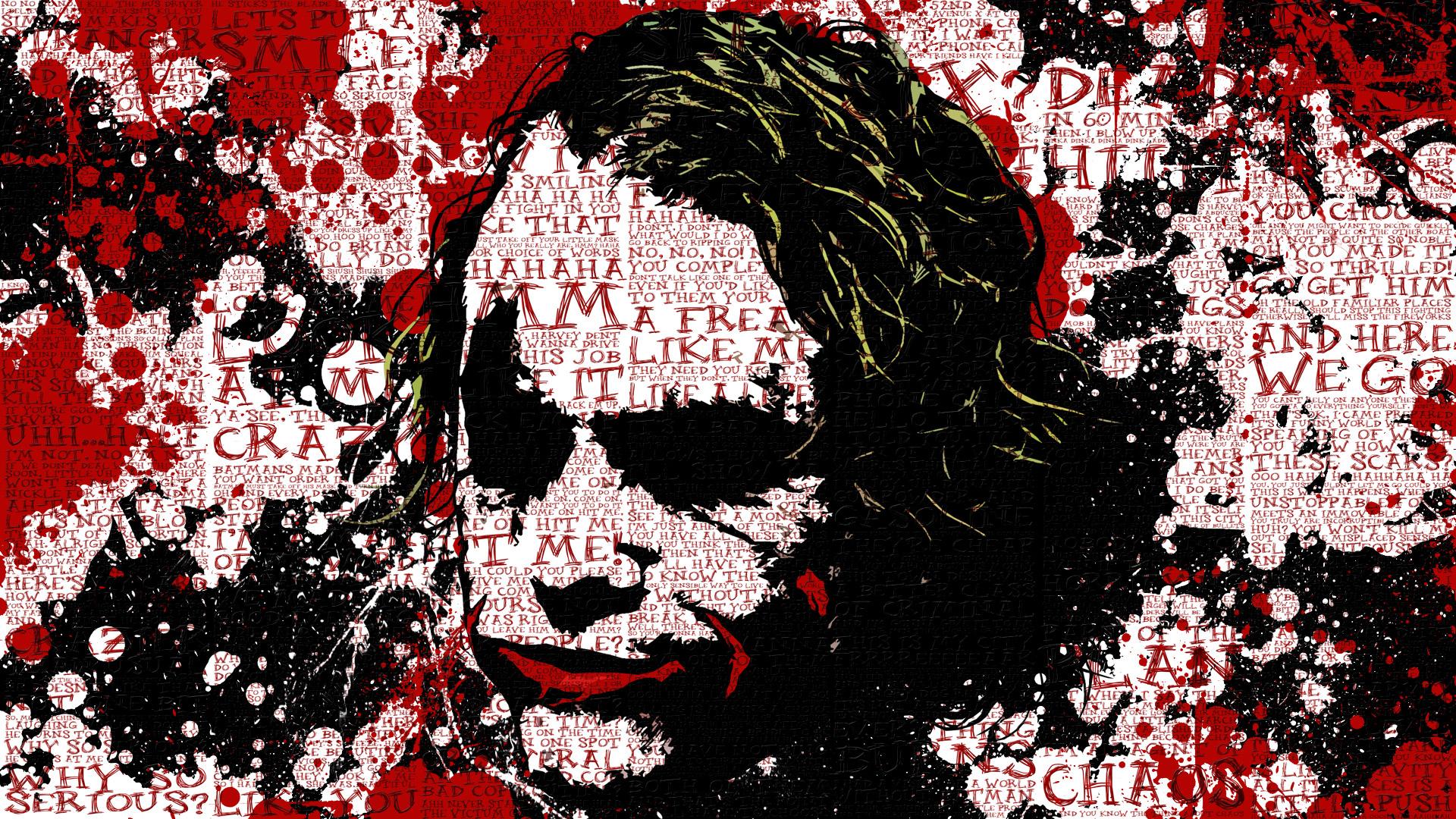 Batman The Joker - Wallpaper (#138772) / Wallbase.cc