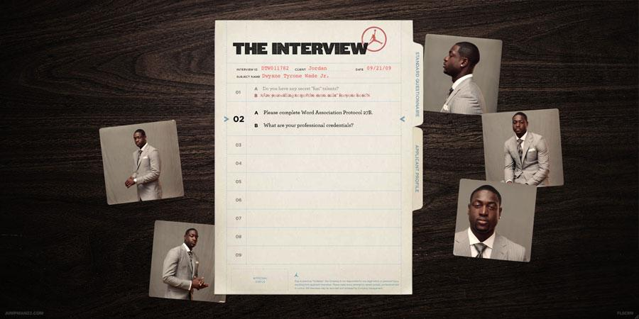 L'entrevue - Académie