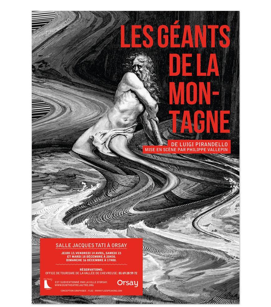 :: FLOZ, studio graphique, Paris :: Les Géants de la Montagne